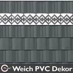 Weich PVC Dekor