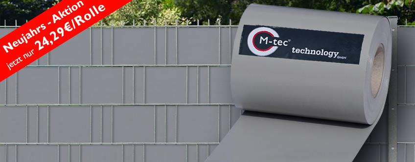 M-tec Business® | Farbe steingrau
